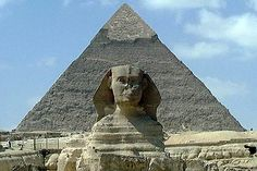 Pyramids tour, Gizah, the Sphinx