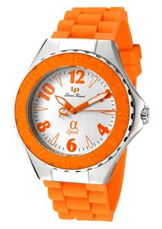 LUCIEN PICCARD Ladies A Sport Silicone Watch                          $79.99