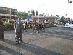 Pioneer Days Parade 2014