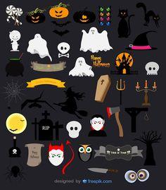 DESCARGABLES GRATIS: Halloween | // SUBCUTANEO CREATIVE