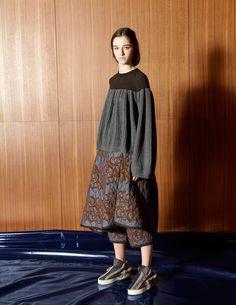Kolor Fall 2016 Ready-to-Wear Fashion Show