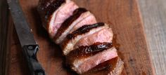 This sweet, sticky marinade is Hillfarm's favourite way to prepare Gressingham Duck. Use local Hillfarm honey to create a flavoursome dish that never fails to impress. (Serves 2)