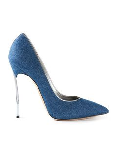 Shop Casadei denim pump shoes in Biondini Paris from the world's best independent boutiques at farfetch.com. Over 1000 designers from 300 boutiques in one website.nice shoe wow they would match my light blue skinny jeans great only thing i sooo hope they have my size though