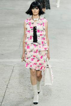 Spring 2014 RTW : Chanel