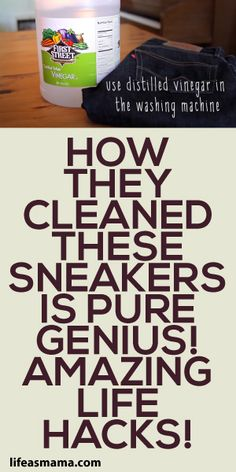 How They Cleaned This Sneaker Is Pure Genius! Amazing Life Hacks!