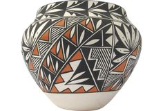 Acoma Olla - One Kings Lane - Vintage & Market Finds - Decorative Accessories