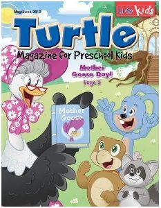 Turtle Magazine, Only $8.99 per Year