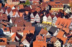 Puppenstubenatmosphäre im südwestlichen Bad Urach by joerghey