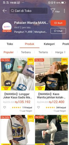 Best Online Clothing Stores, Online Shopping Clothes, Shopping Websites, Shopping Hacks, Ootd Store, Online Shop Baju, Korea Dress, Hijab Casual, Hijab Tutorial
