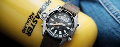 Review - Citizen Aqualand Promaster, The Blue Collar Dive Watch from Japan