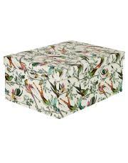 BOX COLIBRI låda vit - Indiska