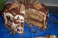 Hanuta - Torte 13 Tiramisu, Ethnic Recipes, Desserts, Cup Cakes, Food, Bakken, Children Cake, Food Portions, Tailgate Desserts