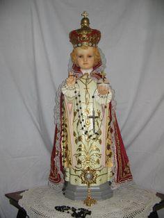 Infant Jesus of Prague Infant Of Prague, Baby Jesus, Catholic, Harajuku, Dresses, Style, Fashion, Vestidos, Swag