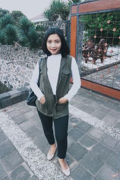 #student #outfit #ootd #collegelife #simple #indonesia #woman