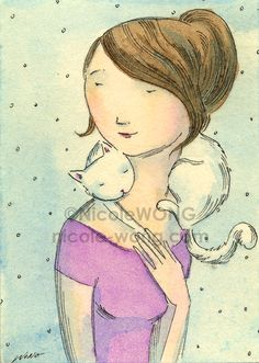 Warm friend | Nicole Wong