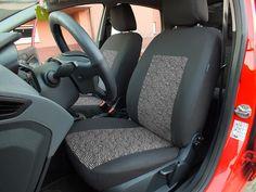 Klasycznie wyglądające #pokrowce z linki #Comfort ! - są szyte #na #miarę, przez co idealnie pasują do układu foteli wewnątrz samochodu. Posiadamy także inne #wzory dla różnych modeli samochodów. Mazda, Volkswagen, Car Seats, Bmw, Vehicles, Car, Vehicle, Tools