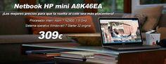 ¡En ESMIO los mejores precios para que la vuelta al cole sea más placentera! http://www.esmio.es/hp-a8k46ea.html