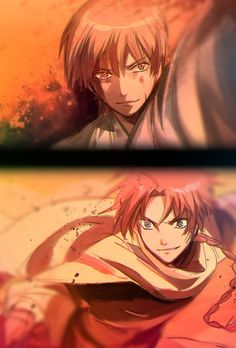 Kamui and Sougo - Gintama Me Me Me Anime, Anime Guys, Kamui Gintama, Anime Manga, Anime Art, Comedy Anime, Okikagu, Another Anime, Film Serie