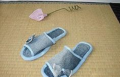 Make House Slippers Out Of Fabric