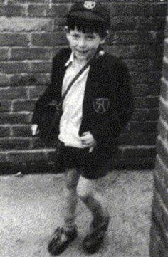 Angus Young - AC/DC. How cute he is
