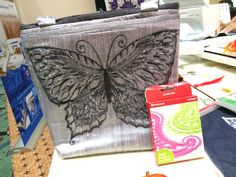 Embellish everything from bags to jeans with the new Felting Embroidery Kit!