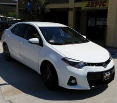 Congratulations on your brand new 2016 Toyota Corolla S Plus. Great choice for a daily commute car. #epicauto #epicautoleasingandsales by epicautoleasingandsales