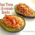Avocado and Shrimp Salad recipe with Feeding Big