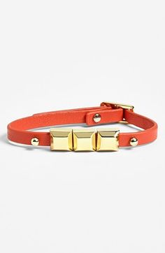 BCBGeneration 'Square Charm' Bracelet | Nordstrom
