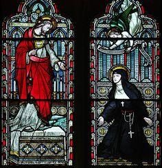 St Margaret Mary Alacoque