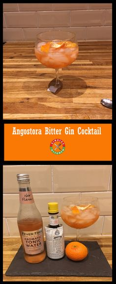A recipe for an amazing Angastora Bitters Gin Cocktail made by myself, Zesty Oranges and angastora bitters meet to create this delicious cocktail. Cocktails To Try, Tonic Water, Cocktail Making, Yummy Drinks, Gin, Alcoholic Drinks, Food And Drink, Tasty, Liquor Drinks