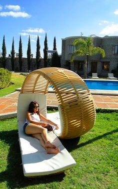 sofa loop de diseño