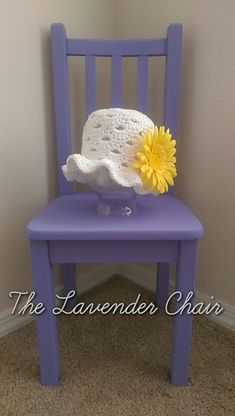 Stacked Shells Baby Sunhat free crochet pattern - The Lavender Chair