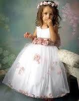 f414fe443 vestidos de presentacion - Buscar con Google Vestidos Para Pajecitas