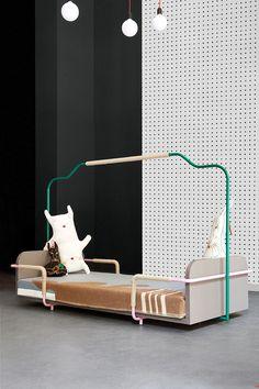Designed by Andrea Marcante and Adelaide Testa of Uda Architetti COSA DA BOCIA kids furniture collection Ikea Furniture, Bedroom Furniture, Furniture Design, Furniture Removal, Furniture Movers, Plywood Furniture, Modern Furniture, Teen Bedroom Designs, Kids Bedroom