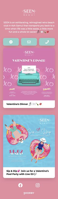 SEEN is an exhilarating, reimagined retro #beach #club in Koh Samui that transports you back to a time when life was a little easier, a little more fun and a whole lot sexier!🎵 🍽️🍾💋 #pinterestinspired #foodie #restaurant Koh Samui, Your Back, Beach Club, More Fun, Landing, Transportation, Restaurants, Retro, Life