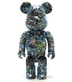 Be Jackson Pollock Jackson Pollock, Expressionist Artists, Willem De Kooning, Unique Toys, Drip Painting, Pin Up Art, Famous Artists, Deco, Artist Art