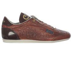 Cruyff Recopa Classic Cognac Leather Trainers Cruyff Recopa Classic Cognac Leather Trainers Colourway
