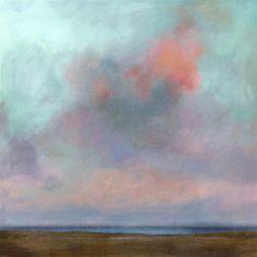 Buy Original Art by Suzanne Nicoll | acrylic painting | Purple Haze at UGallery