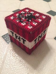Minecraft tnt top