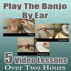 play the banjo by ear