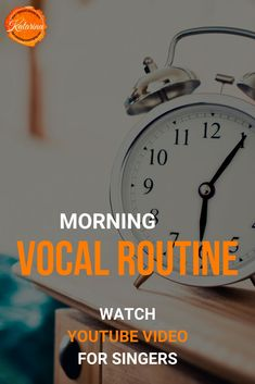 Wake up your voice and prepare it for vocal demands of the day with this morning routine. Watch now. Vocal Warm Up Exercises, Singing Exercises, Learn Singing, Singing Time, Vocal Warmups, Singing Techniques, Vocal Lessons, Guitar Chords For Songs, Teaching Channel