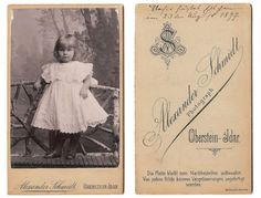 1897-Beautiful-Little-Girl-in-Lace-Dress-Antique-German-CDV-Photograph