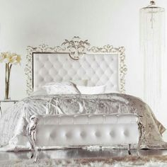 Hollywood Regency Bedroom