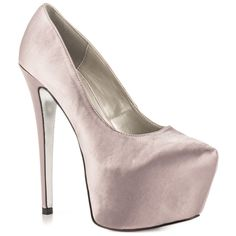 Miss Molly - Silver Satin, Luichiny Red Carpet, 99.99, FREE Shipping!