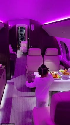 Luxury Jets, Luxury Private Jets, Private Plane, Boujee Aesthetic, Aesthetic Pictures, Estilo Jenner, Kylie Travis, Fiesta Outfit, Kylie Jenner Look