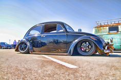VW Type1 - Rat Style | Lowered, Slammed