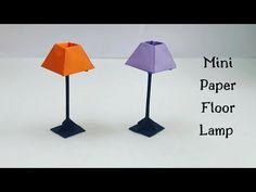 Origami And Kirigami, Easy Origami, Origami Stars, Origami Paper, Diy Paper, Paper Art, Paper Floor Lamp, Diy Floor Lamp, Creative Crafts