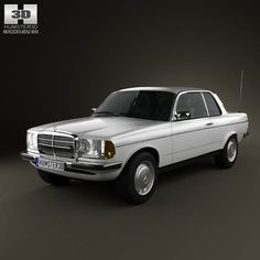 1975...or 2005? Let's face it, Mercedes really doesn't change much. Probably because most 1975 Mercedes' are still on the road.