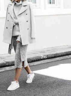 Grey tones | street style