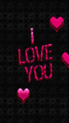 I love you Love Only, Love Ya, I Love My Hubby, Pink Love